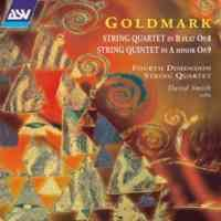 Goldmark: String Quartet and String Quintet