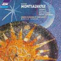 Montsalvatge: Laberinto and other works