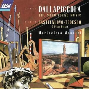 Dallapiccola: The Solo Piano Music