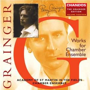 The Grainger Edition Volume 13