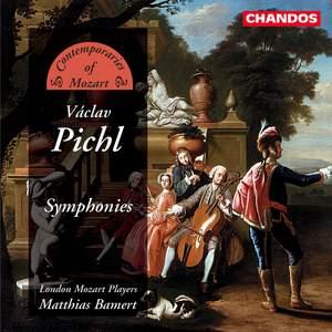 Contemporaries of Mozart - Václav Pichl