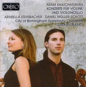 Khachaturian: Cello Concerto & Violin Concerto