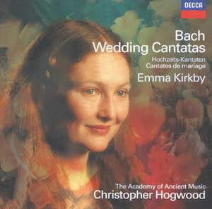 Bach Wedding Cantatas