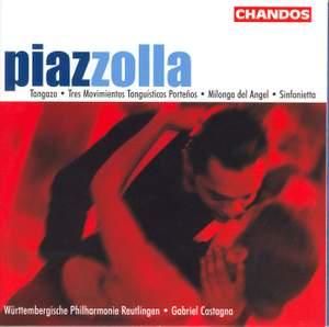 Piazzolla - Orchestral Works Volume 1