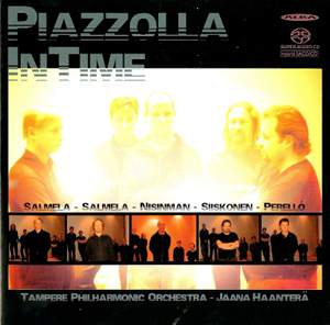 Piazzolla In Time