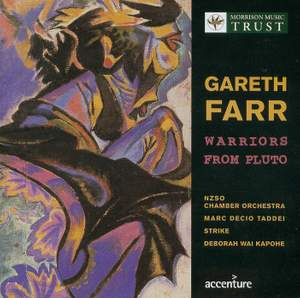 Gareth Farr - Warriors from Pluto Product Image