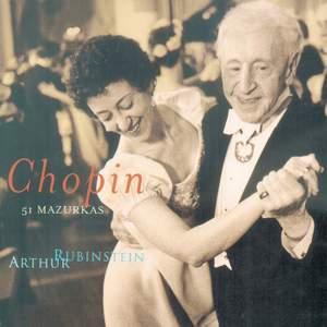 Rubinstein Collection, Vol. 50: Chopin: 51 Mazurkas Product Image