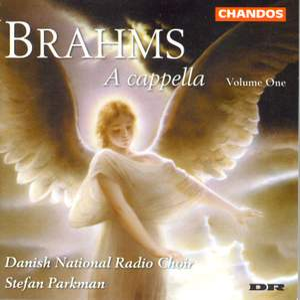 Brahms A Cappella Volume 1