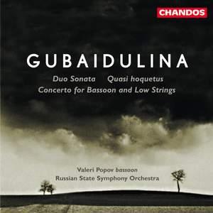 Gubaidulina: Bassoon Concerto, etc.