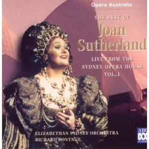 The Best of Joan Sutherland: Volume 1