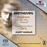 Beethoven - Symphonies Nos. 1 & 6