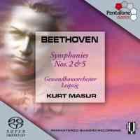 Beethoven - Symphonies Nos. 2 & 5