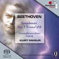 Beethoven - Symphonies Nos. 3 & 8