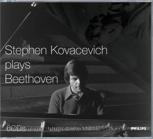 Stephen Kovacevich plays Beethoven Product Image