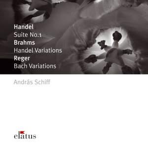 Handel: Keyboard Suite, HWV 434 in B flat major, etc.