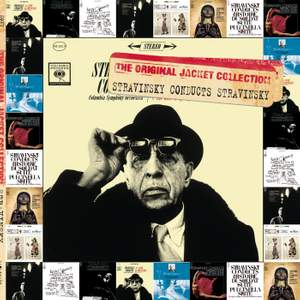 Stravinsky Conducts Stravinsky - The Classic LP Recordings