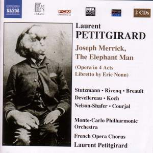 Petitgirard: Joseph Merrick, The Elephant Man