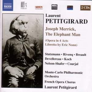 Petitgirard: Joseph Merrick, The Elephant Man Product Image