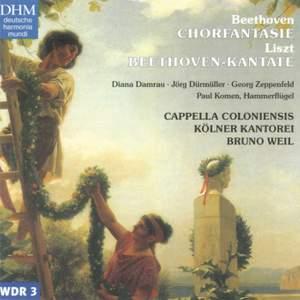 Liszt: Beethoven-Cantata, etc.