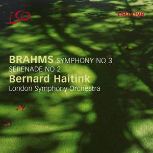 Brahms: Symphony No. 3 in F major