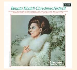 Renata Tebaldi - Christmas Festival