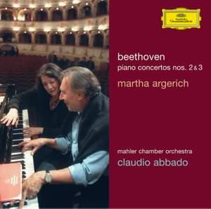 Beethoven - Piano Concertos Nos. 2 & 3 Product Image