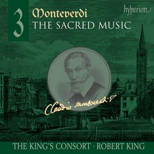 Monteverdi - The Sacred Music 3 Product Image