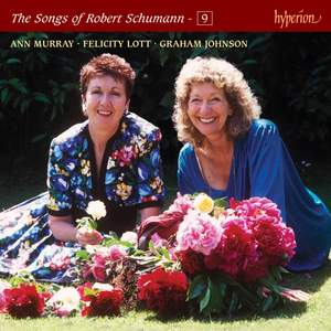 The Songs of Robert Schumann - Volume 9 Product Image
