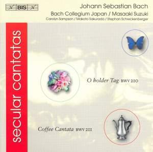 Bach - Secular Cantatas I Product Image