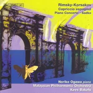 Rimsky-Korsakov: Capriccio espagnol, Piano Concerto, Sadko & other works