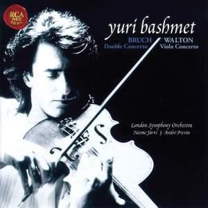 Yuri Bashmet plays Walton & Bruch Viola Concertos