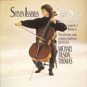 Saint-Saëns: Cello Concerto No. 1 in A minor, Op. 33, etc. Product Image
