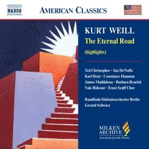 American Classics - Kurt Weill