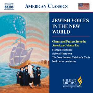 American Classics - Jewish Voices in the New World