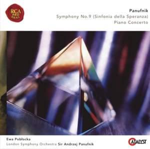 Panufnik, A: Symphony No. 9 'Sinfonia della speranza', etc.