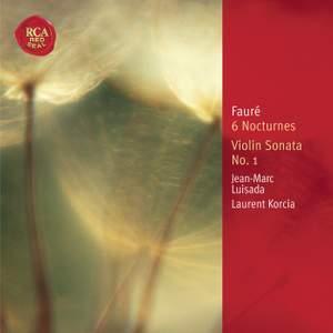 Fauré: Nocturne No. 1 in E flat minor, Op. 33 No. 1, etc.