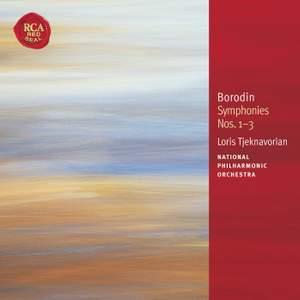 Borodin: Symphony No. 1 in E flat major, etc.