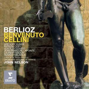 Berlioz: Benvenuto Cellini Product Image