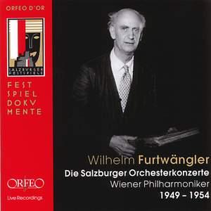 Die Salzburger Orchesterkonzerte