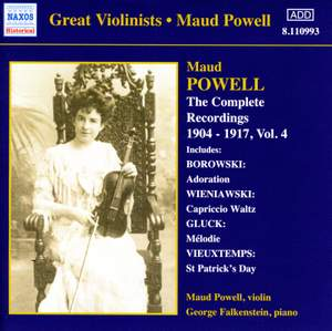 Great Violinists - Maud Powell