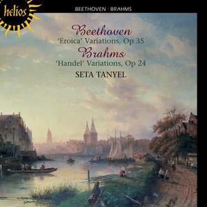 Beethoven: Eroica Variations, Op. 35, etc.