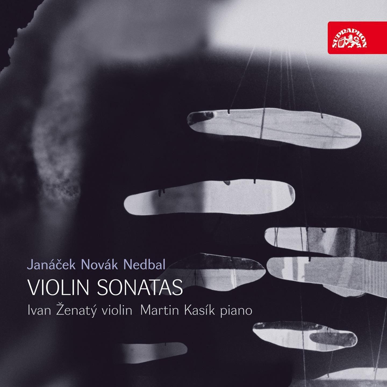 Janácek, Novák & Nedbal - Sonatas for Violin and Piano