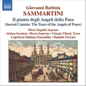 Giovanni Battista Sammartini: Il pianto degli Angeli della Pace Product Image