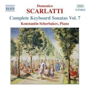 Scarlatti - Complete Keyboard Sonatas Volume 7