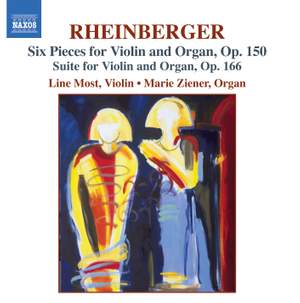 Rheinberger: Pieces & Suite for violin & organ