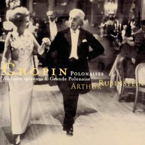 Rubinstein Collection, Vol. 48: Chopin: Polonaises