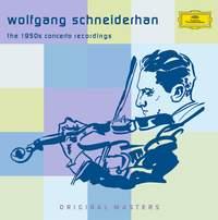 Wolfgang Schneiderhan