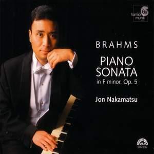 Jon Nakamatsu plays Brahms