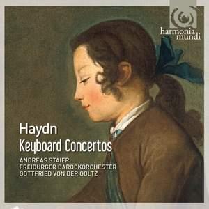 Haydn: Keyboard Concertos Hob XVIII