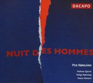 Nørgård: Nuit des Hommes Product Image